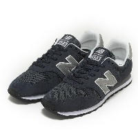【NEW BALANCE】 ニューバランス ML373NAY 17SS ABC-MART限定 *NAVY(NAY)