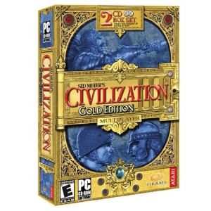 Civilization 3 Gold (輸入版)