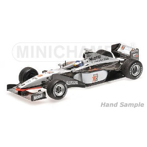 1/18 ミニチャンプス MINICHAMPS McLaren Mercedes MP4/13 World Champion 1998 Mika Hakkinen マクラーレン メルセデス...