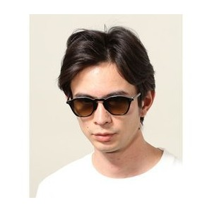 MOVITRA / モヴィトラ : LIVING SPECTACLES BICOLOR WITH GREEN LENSES【ジャーナルスタンダード/JOURNAL STANDARD メンズ...