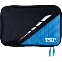 【TSP】VICTAS 040505-0120 プリーレケース [ブルー]【卓球用品】卓球用ケース/ラケットケース/バッグ ※DM便発送不可(※ヤマト卓球)【RCP】