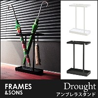 UD02 Droughtアンブレラスタンド frames&sons/BK