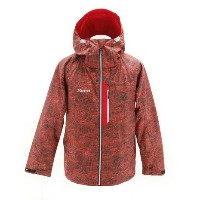 マーモット(Marmot) BONUS SPRAY JACKET スノーウエア MJW-F5008-BKRD (Men's)