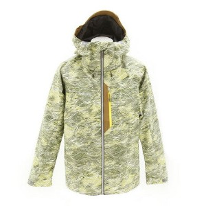 マーモット(Marmot) BONUS SPRAY JACKET スノーウエア MJW-F5008-GRN (Men's)