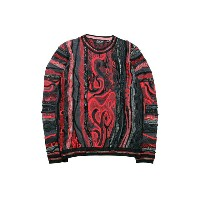 COOGI BIGGIE SMALLS CREW SWEATER (C65740: DARK GREY)クージー/クルーネックセーター