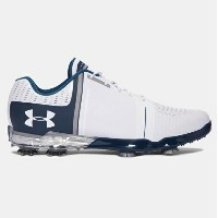 Under Armour Spieth One Golf Shoesメンズ White/Steel/Navy アンダーアーマー ジョーダン・スピース ゴルフシューズ