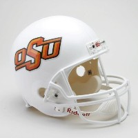 Oklahoma State カウボーイ Deluxe レプリカ ヘルメット - College レプリカ ヘルメット (海外取寄せ品)