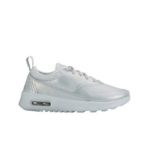 NIKE AIR MAX THEA SE PS (ナイキ エア マックス シア SE PS) METALLIC PLATINUM/METALLIC PLATINUM-PURE PLATINUM-WHITE【キッズ スニーカー】16HO-I