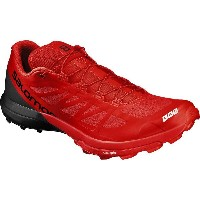 サロモン Salomon メンズ ランニング シューズ・靴【S-Lab Sense 6 SG Trail Running Shoe】Racing Red/Black/White