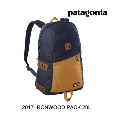 2017 PATAGONIA パタゴニア バックパック IRONWOOD PACK 20L NVYB NAVY BLUE