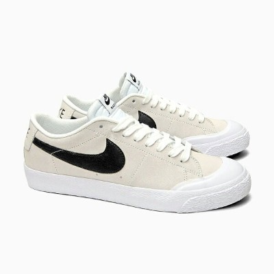 NIKE SB BLAZER ZOOM LOW XT [864348-101 SUMMIT WHITE/BLACK-WHITE] ナイキSB ナイキ SB エア ズーム ブレーザー LOW XT...