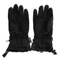スノーライド MENS GLOVE 15SR-MS29-BLK (Men's)