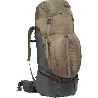 (取寄)ノースフェイス Fovero 85 バックパック The North Face Men's Fovero 85 Backpack Falcon Brown/Sequoia Red