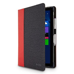 MAROO Surface Pro 3用 PU Leather (レッド) MR-MS3305