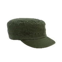 DRJ DRJ Army/Navy Shop レディース 帽子 ハット【rothco women's adjustable vintage fatigue caps】グレー