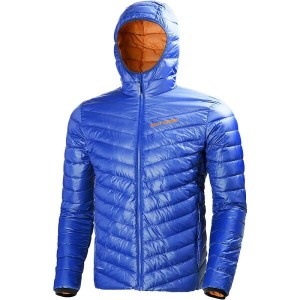 ヘリーハンセン Helly Hansen メンズ アウター ジャケット【Verglas Hooded Down Insulator Jacket】Classic Blue