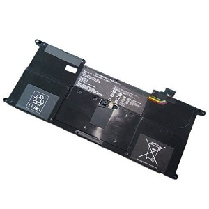 ノートパソコンのバッテリー7.4V 4800MAH New Laptop Battery For Asus C23-ux21 Zenbook Ux21a Ux21e Ultrabook Series...