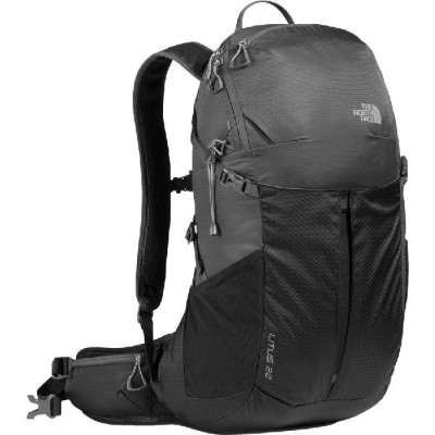 (取寄)ノースフェイス ライタス 22 バックパック The North Face Men's Litus 22 Backpack Asphalt Grey/TNF Black