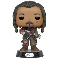 Funko - Figurine Star Wars Rogue One - Baze Malbus Pop 10cm - 0889698104562