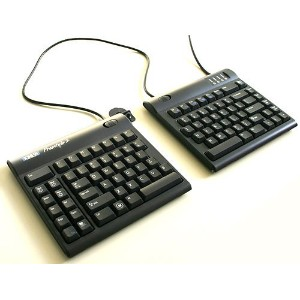 Kinesis Freestyle2 Keyboard [KB800PB-us-20] 【キネシス フリースタイル2 (20インチ)  Win版】