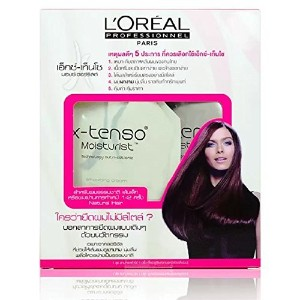 L'oreal X-tenso Straightener Cream /Straightening hair For : Natural Hair [並行輸入品]