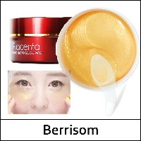 [Berrisom] ? Placenta Firming Hydro Gel Eye Patch 60 sheets (30 Applications)