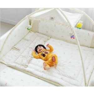 I-JOA space utilization bumper beds / child bed / mattress / futon / couch / cushion / Baby