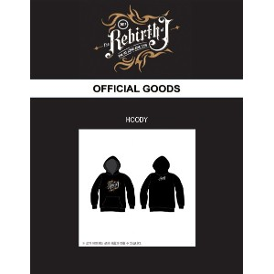 JYJ キム・ジェジュン 2017 THE REBIRTH OF J ASIA TOUR 公式コンサートグッズ   HOODY