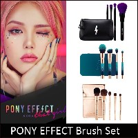[PONY EFFECT] ★BIG EVENT BRUSH SET★ That Girl Brush and Pouch Set (Pouch+Brush 4ea) / Mini Magnetic...