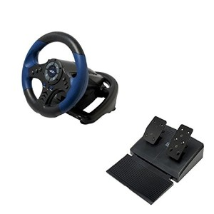 HORI Racing Wheel 4 for PlayStation 3 and 4