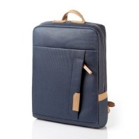 [韓国直送] [サムソナイト] BRILLO Samsonite RED - BACKPACK DARK BLUE(30S61001)