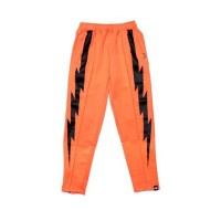 Korea Celeb Style - P-THUNDER TRAINING1.0(ORANGE) Pants + Gift [SAKUN]