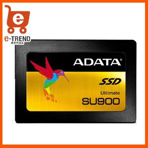 ADATA/ASU900SS-256GM-C [256GB SSD Ultimate SU900 2.5インチ SATA 6G MLC(3D NAND) 7mm 5年保証]