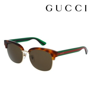 【GUCCI】 グッチ サングラス 正規販売店 アレッサンドロ・ミケーレデザイン GG0056S 003 POP WEB WEB FRAME Made In Italy DEAL ブロー