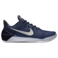 (取寄)Nike ナイキ メンズ コービー A.D. バスケットシューズ Nike Men's Kobe A.D. Midnight Navy Pure Platinum University Red