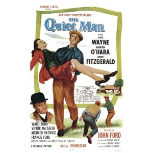 The Quiet Man Poster (68,5cm x 104cm)