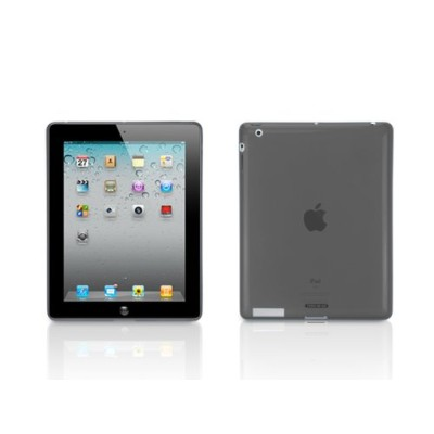 TUNEWEAR SOFTSHELL for iPad 2 スモーク TUN-PD-000061