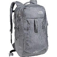 (取寄)ノースフェイス ルーター バックパック The North Face Men's Router Backpack Tnf Medium Grey Heather/Zinc Grey