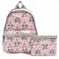 【50%OFF★送料無料】LeSportsac 7812-P929 BASIC BACKPACK ディズニー コラボアイテム ベーシック バックパック リュックサック バッグ かばん カバン 鞄...