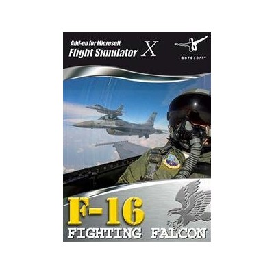 F-16 FIGHTING FALCON FLIGHT SIMULATOR (輸入版)