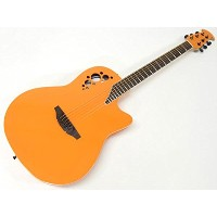 Ovation 1868TX-GO Elite TX Super Shallow Gloss Orange エレクトリックアコースティックギター