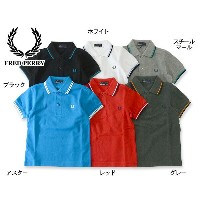 FRED PERRY CHILDRENS POLO SHIRT■SY1200【 キッズ&ベビー&ジュニア トップス チルドレンポロシャツ ポロ 半袖 フレッドペリー】■4004105[fs01gm]...