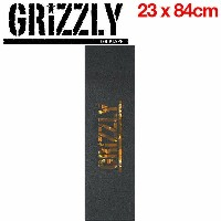 【GRIZZLY】グリズリー T-PUDS STAMP PRINT GRIPTAPE IN WILDLIFE スケボー デッキテープ スケートボード SKATEBOARD T-PUDS GRIP...