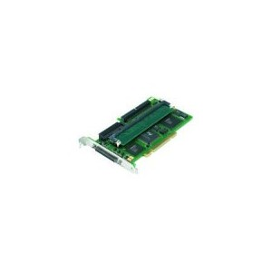 Adaptec AAA-131U2 SGL PCI to U2 SCSI with Raid Coprocessor and Upgrade Cache Memory by Adaptec ...