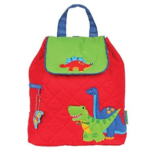 Stephen Joseph ステファンジョセフ Boys ボーイズ Quilted Dinosaur Backpack バックパック - Toddler 幼児 Backpack バックパックs -...