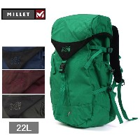 【MAX1500円OFFクーポン配布】ミレー MILLET ジョリー 22 バックパック 22L (MILLET MIS0547 4107 3443 3721 7808 JOLLY 22)...