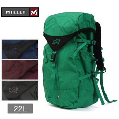 【MAX350円クーポン配布】ミレー MILLET ジョリー 22 バックパック 22L (MILLET MIS0547 4107 3443 3721 7808 JOLLY 22) リュックサック...