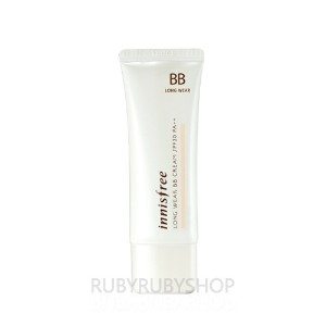 [INNISFREE] Long Wear BB Cream - 40ml - No.01 Pink Beige (SPF30 PA++)