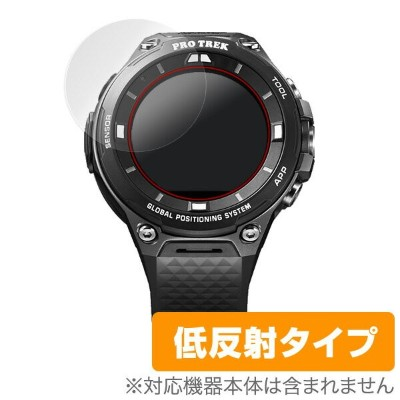 PRO TREK Smart WSD-F20X / WSD-F20 用 保護 フィルム OverLay Plus for PRO TREK Smart WSD-F20X / WSD-F20(2枚組)...