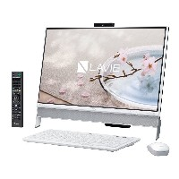 新品 NEC LAVIE Desk All-in-one DA370/DAW PC-DA370DAW.